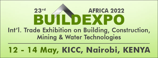 19th BUILDEXPO KENYA 2016